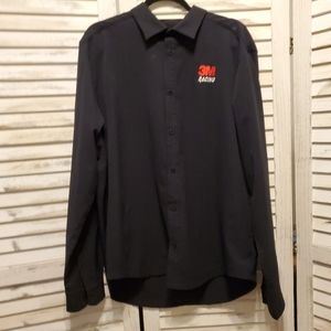 Under Armour 3M racing button down